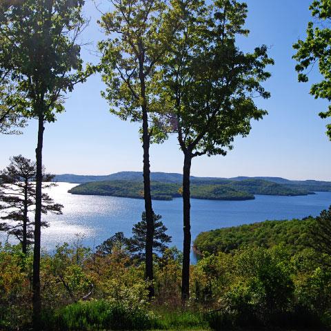 Arkansas lakes